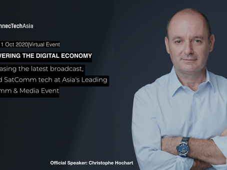 HOCHART Join the coveted ConnecTechAsia Summit for power packed conferences—on panel discussion