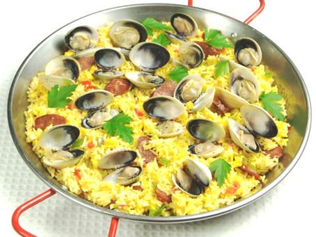 Clam & Chorizo Paella