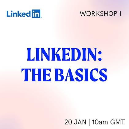LinkedIn: The Basics