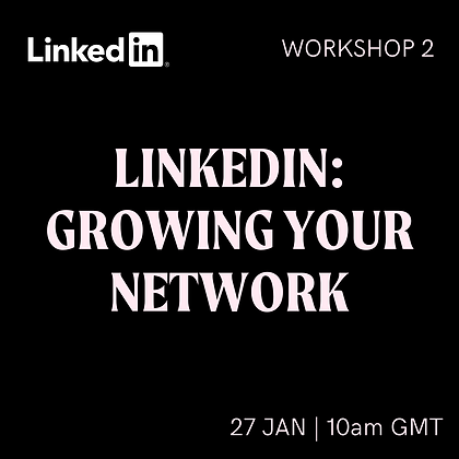 LinkedIn: Growing your Network