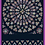 Thumbnail: Southern Rose Window Silk Scarf