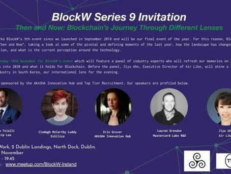 AKASHA Innovation Hub sponsors BlockW event