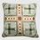 Thumbnail: Jerusalem Cross Silk Pillow