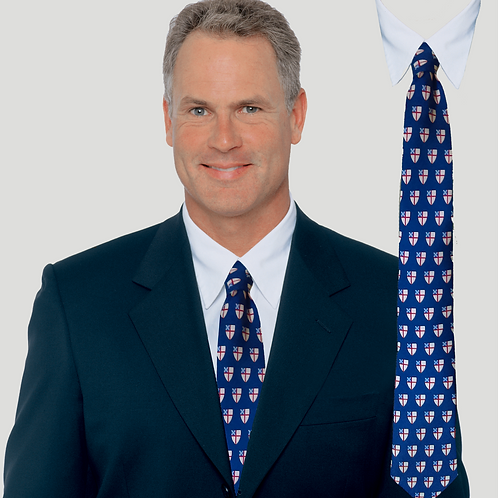 The Episcopal Shield Tie