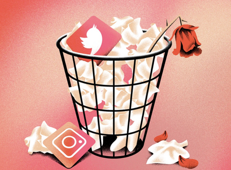 Deleting Your Social Media Accounts After a Breakup Will Set You Free