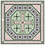 Thumbnail: Jerusalem Cross Silk Square