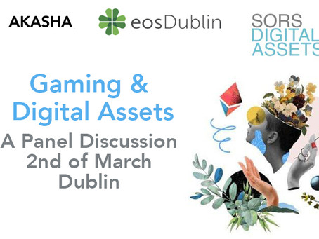 Gaming & Digital Assets - What's the Play?!