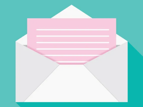 Tips for writing an actual letter — the special thing to do for someone you love this year