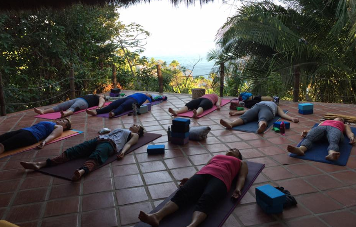 Mexico yoga retreat