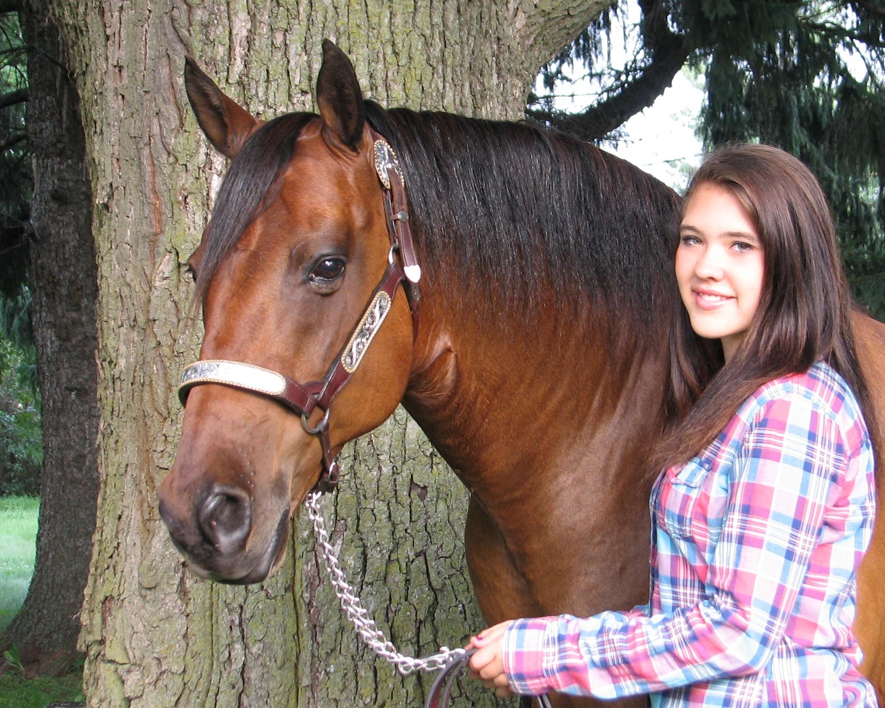 Alyssa & Buster ~  July 2012