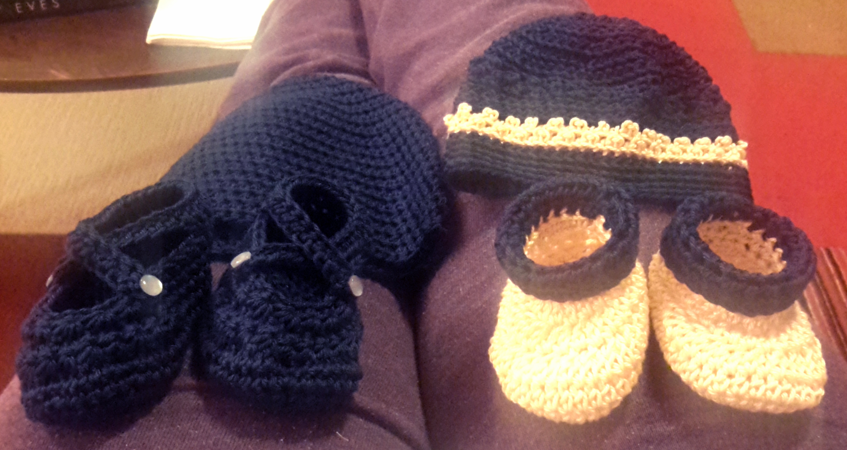Hats and Booties