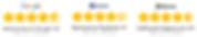 Global Vip Transfer cuenta con Excelentes Calificaciones en las Redes