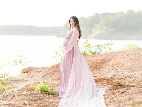 Maternity Session at Rockledge Park