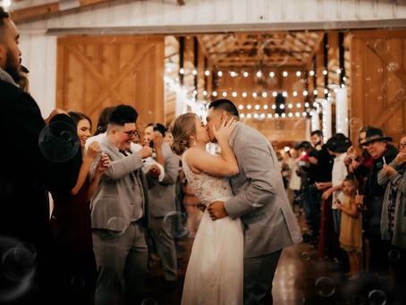 Herandi & Emily's Wedding at The Big White Barn
