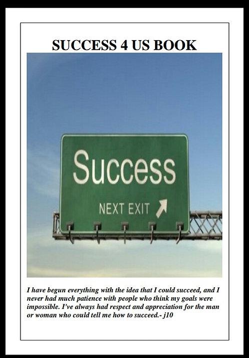 SUCCESS 4 US E-BOOK
