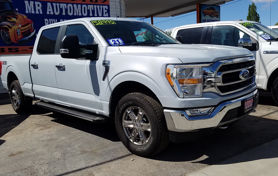 2021 FORD F150 XLT 3.5 ECOBOOST