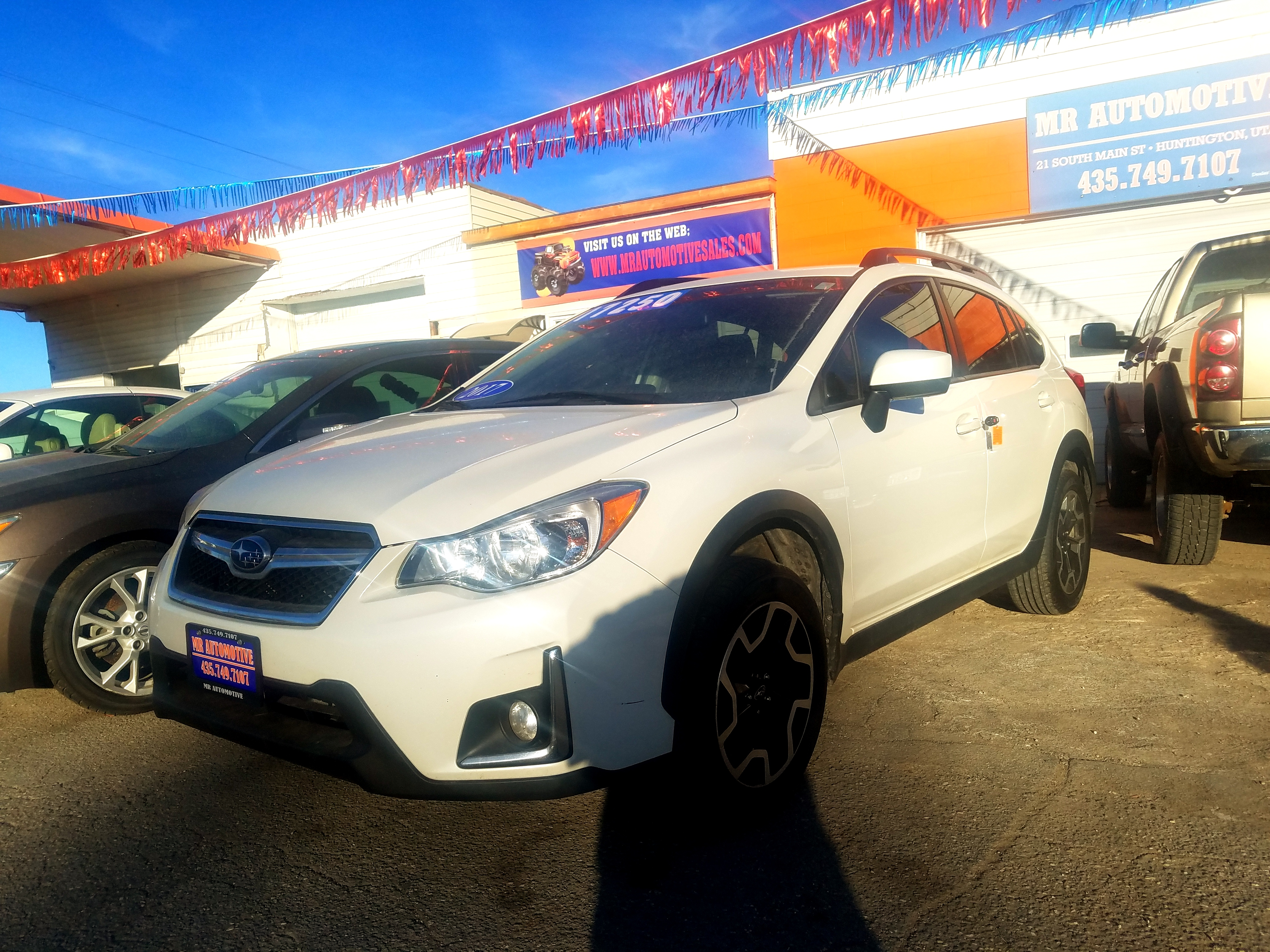 2017 SUBURU CROSSTREK LIMITED $17,000