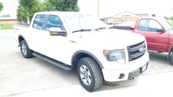 2014 FORD F150 FX4  $21,995