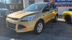 2014 FORD ESCAPE Low miles *14K* Great MPG  $17,750