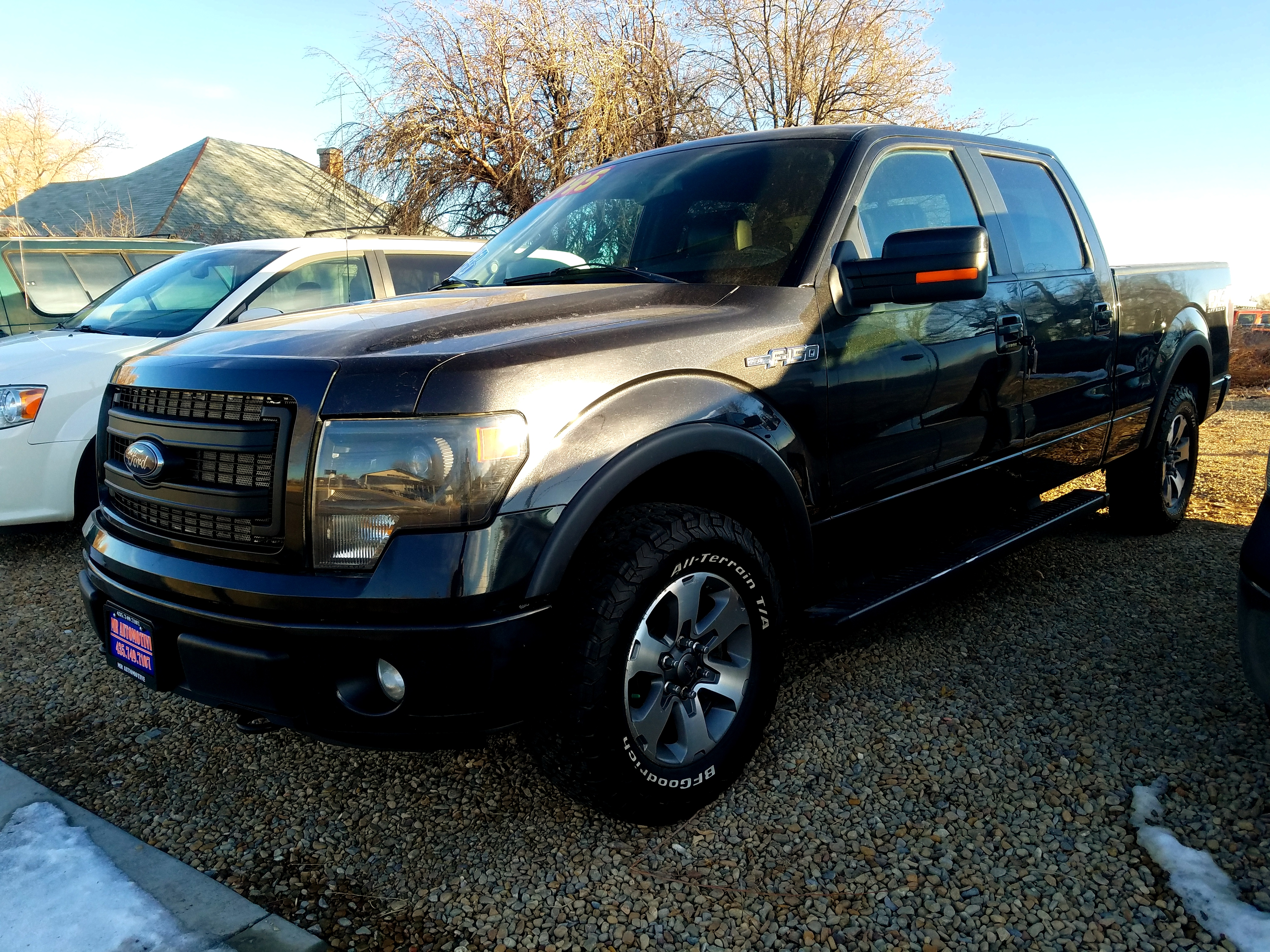 2014 FORD F150 FX4 LOADED!!  $26,399