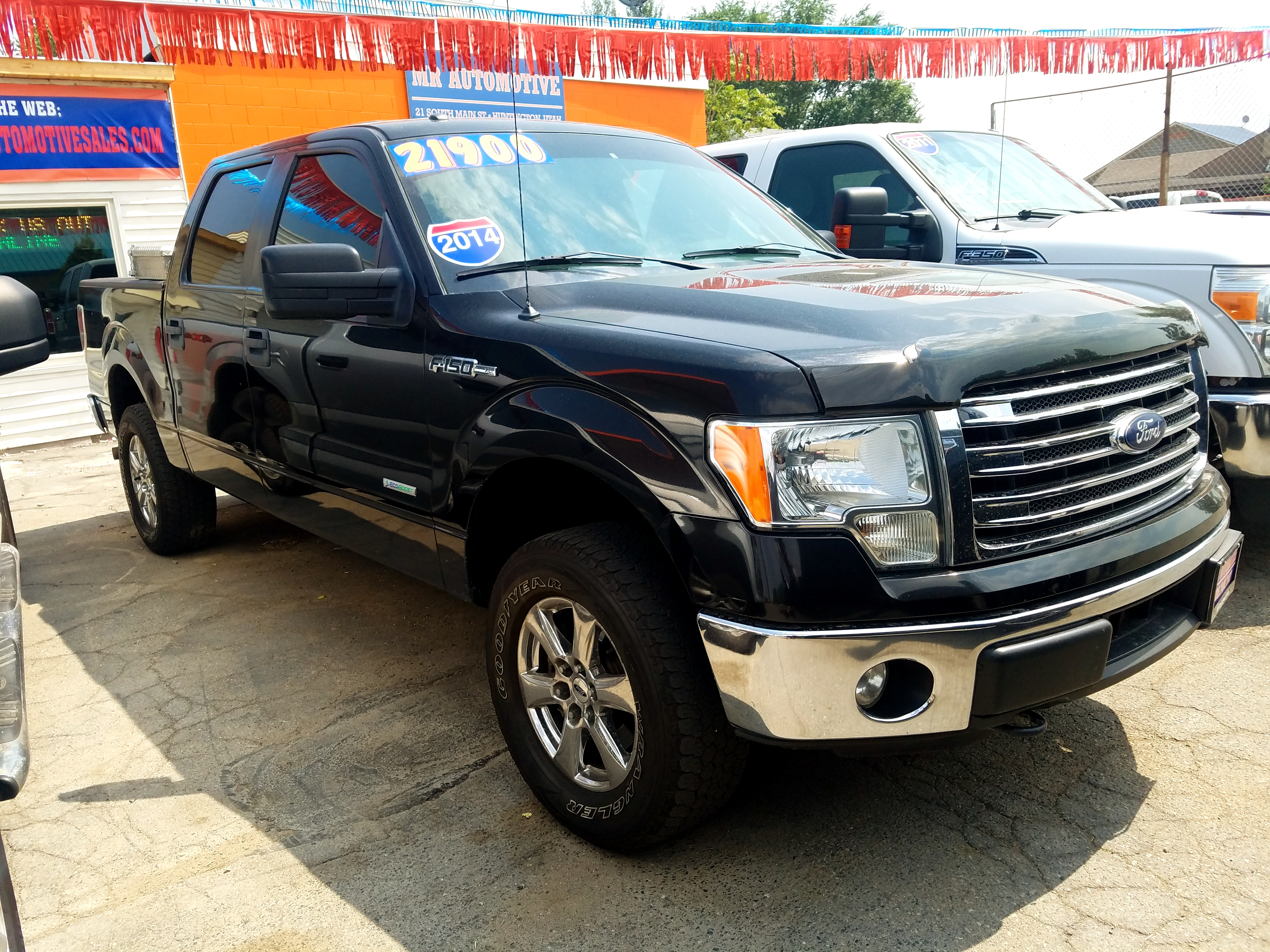 2014 FORD F150 XLT ECO $21,900