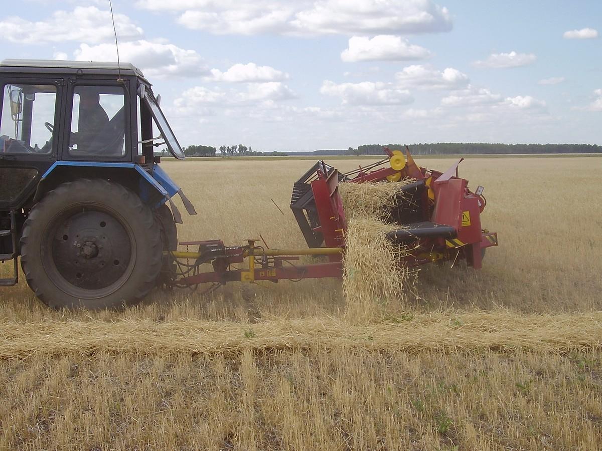 Жатки валковые зерновые ПАЛЕССЕ СТ5; СТ6; СТ7; СТ9,2; СТ10,7 1