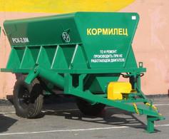 Раздатчик сыпучих кормов РСК-2,8М