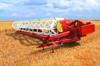 Жатки валковые зерновые прицепные (ЖВЗ 5,0; ЖВЗ-10,7)