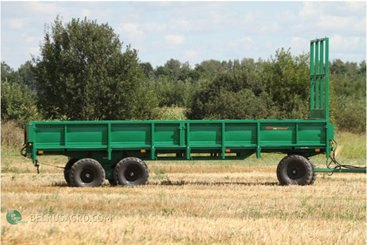 Специальное транспортное средство для перевозки рулонов СТС-12