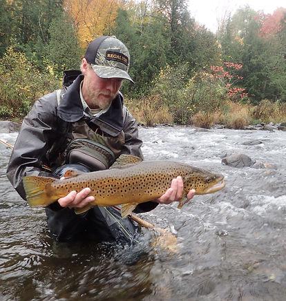 VT Brown trout Photo: Madeline Zukowski