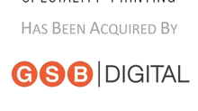 Bringing Craftsmanship And Innovation Together:  GSB Digital Acquires Aldine Printing