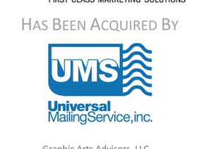 Merger Of Equals: Universal Mailing Services And Prompt Direct Come Together To Create Multi-Faceted