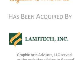 Lamitech acquires Signature Food Boards division of General Die & Diecutting