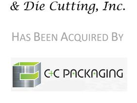 Mitch Evans, GAA Director, Announces Sale of General Die & Die Cutting to C+C Packaging in Farmi