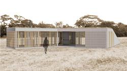 2.Casa Zigzag exterior 1
