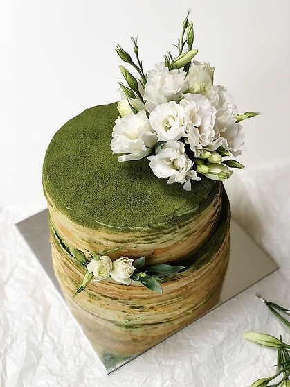 Signature Double Tier Florals