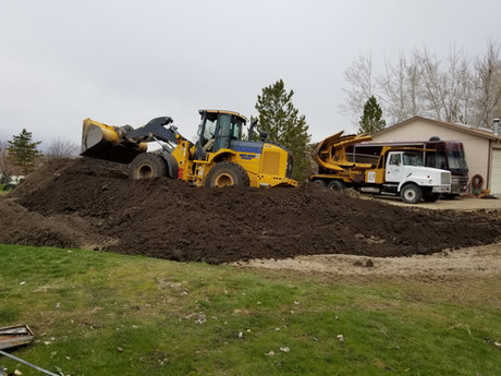 Topsoil Production