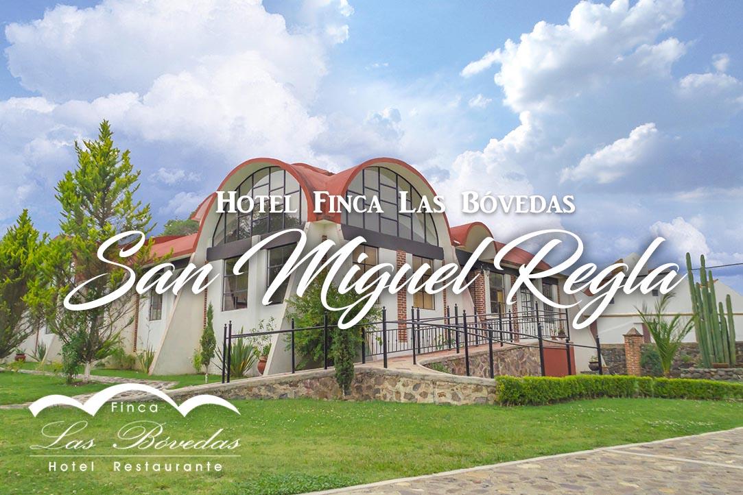 Edificio principal Hotel Finca Las B