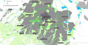 Зелените клинове - белите дробове на София