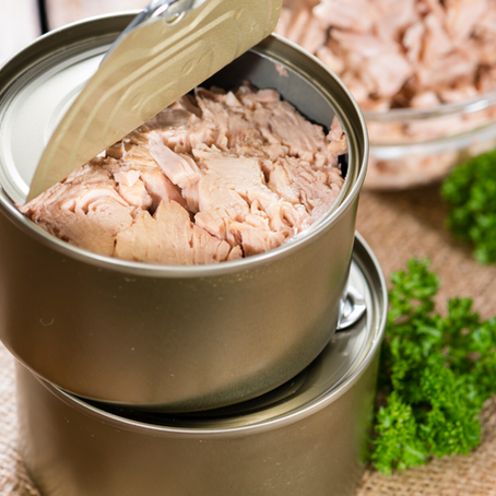 Try these easy (and tasty!) canned tuna recipes