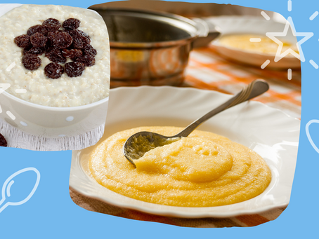 Porridge Saves the Day