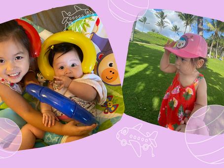 Raising Up Happy and Active Children
