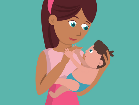 How motherhood has shaped me