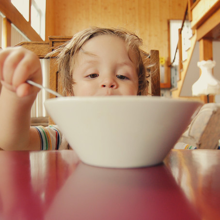 How to Curb Your Child's Post-Meal Hunger