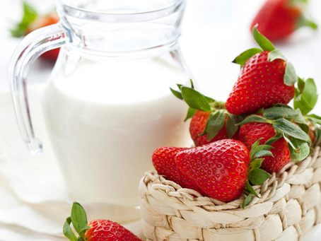 Build strong kids with dairy foods