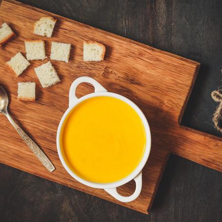 Fall Recipe Spotlight: Root Vegetable Soup