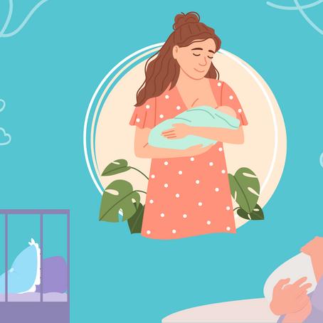 Cherish and enjoy the breastfeeding journey