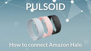 How to connect your Amazon Halo to Pulsoid