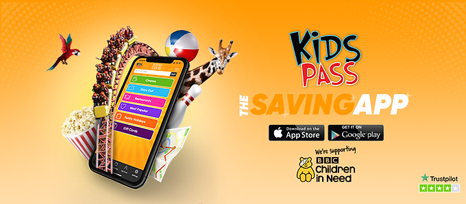 Try Kids Pass For £1