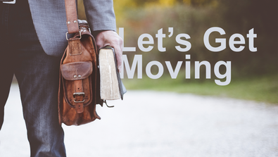 Let's Get Moving: Walk To Work